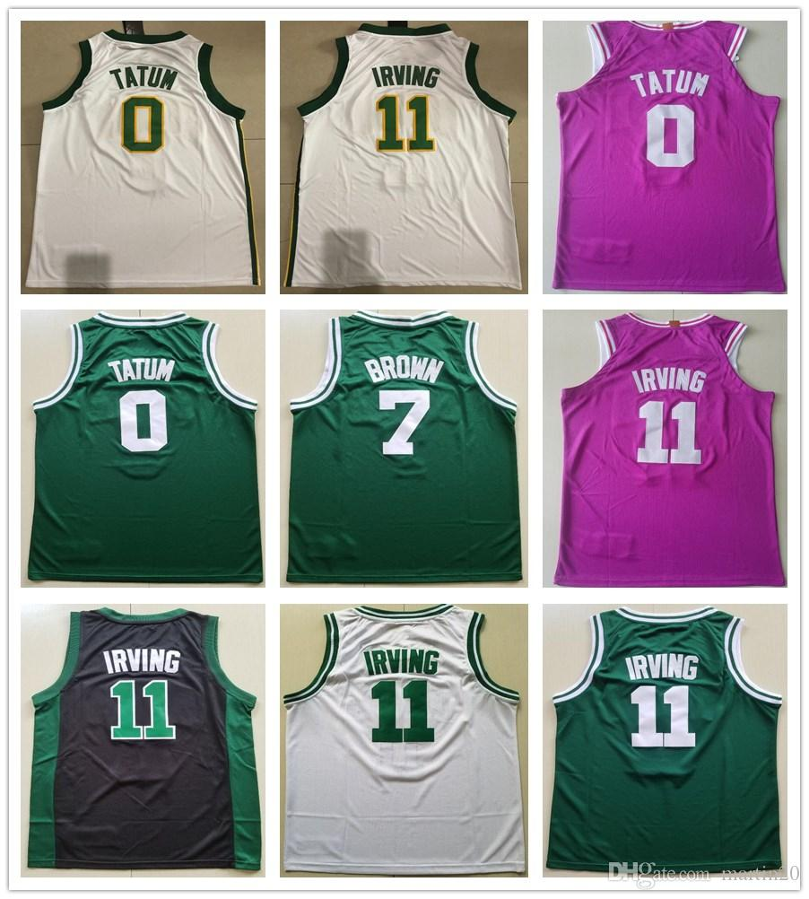 93a2e394a290 new style boston celtics kyrie irving nike 2018 nba youth city edition swingman  jersey 43a21 c0650  ireland men youth kids 11 kyrie irving jerseys new city  ...