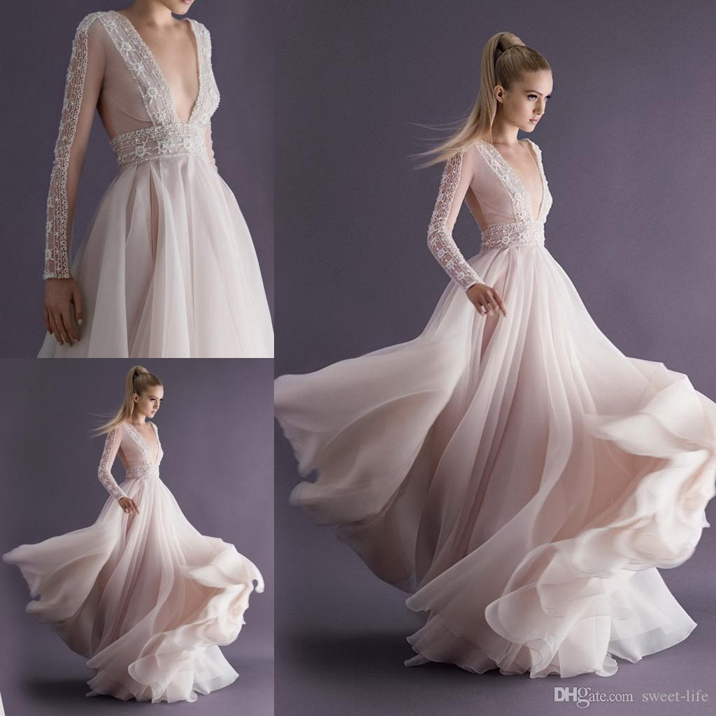 47497c407 Top Quality Elegant Paolo Sebastian Party Dresses 2019 V-neck Long ...