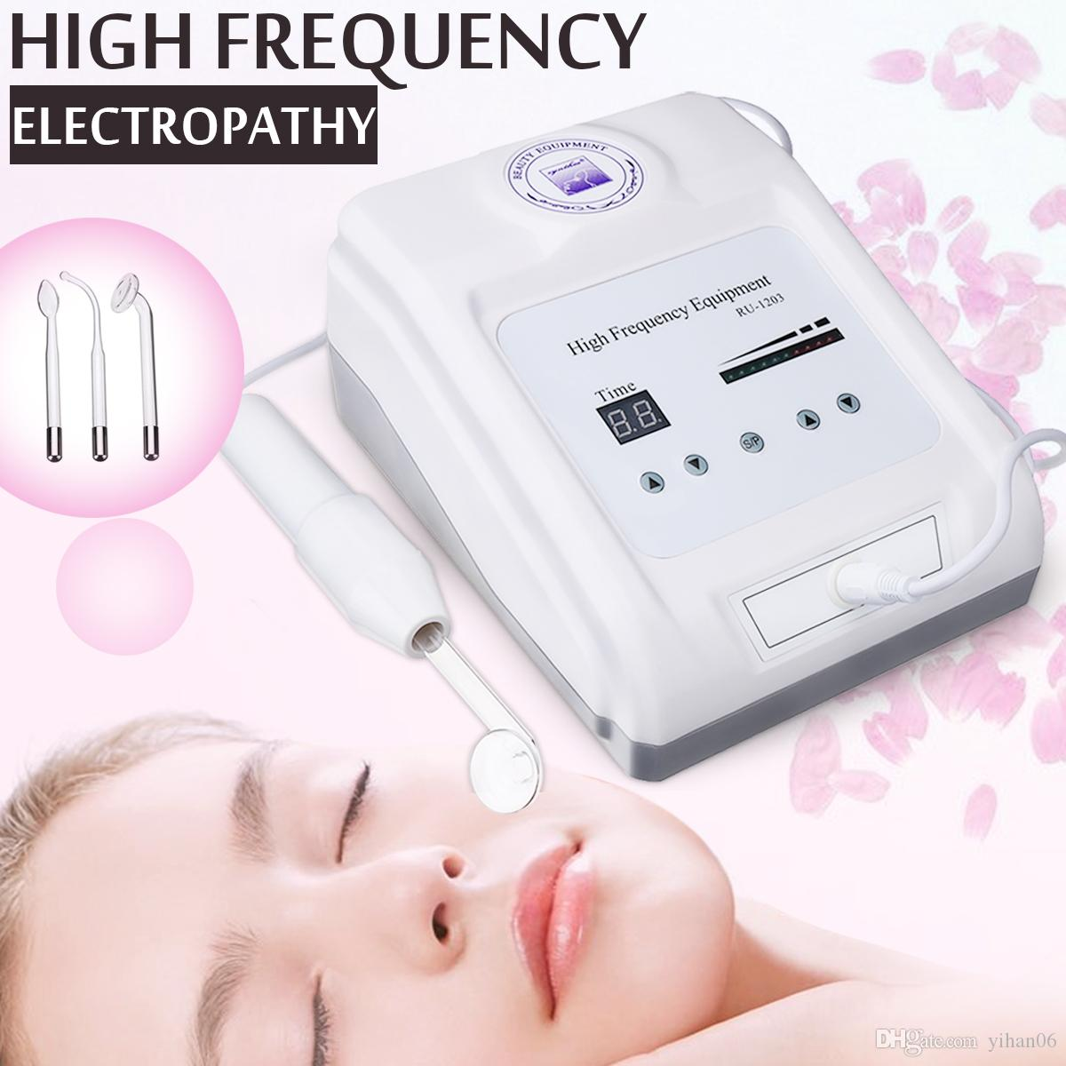 Professional Treatment Of Acne High Frequency Electropathy Healing Acne Professional Facial Skin Beauty Machine