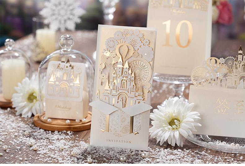 Acheter Invitations De Mariage Européen De 6060 Du Yctwq60 Enchanting Stil Des Invitation De Mariage