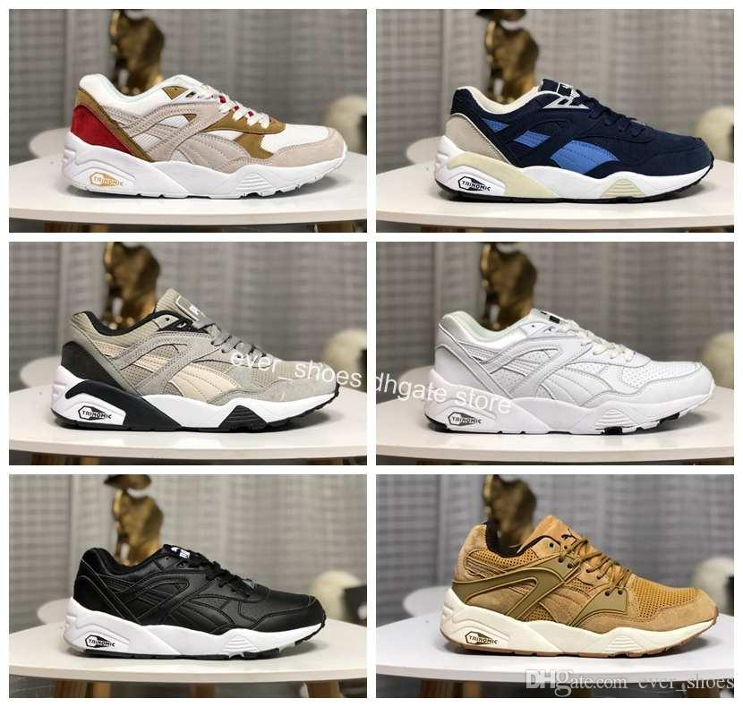 9a21e624a2 Compre 2019 Puma Creepers High Quality Trinomic BLAZE OF GLORY SOFT Shoes  New Men Women Running Basketball Trainer Casual Sneakers Size 36 44 A $91.2  Del ...