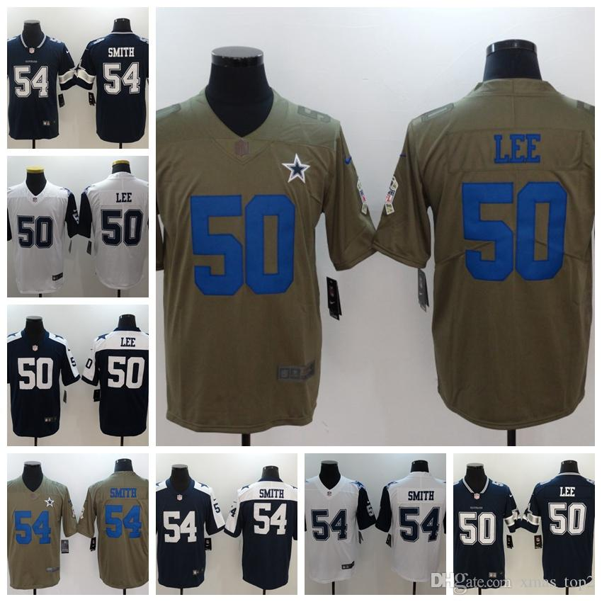 78a5bdc23ea Mens 50 Sean Lee Dallas Jersey Cowboys Football Jersey 100% Stitched ...