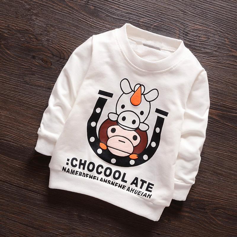 4da16a71e82aa Compre Anlencool 2018 Crianças Roupas 2 5 Anos Bebê Masculino Roupas De  Primavera Bebê De Algodão Menino De Mangas Compridas Camisola Camisa Primer  De ...