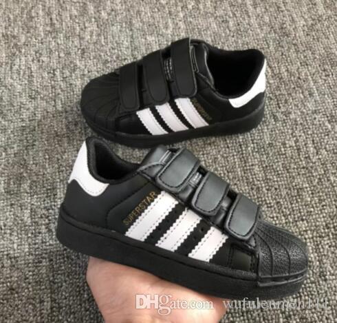 4d14d8b65b Compre Mais Novo Clássico Sapatos ADIDAS.Men  s Sapatos Para As Mulheres  Sapato Sapato Branco Laser Dazzle Ver Superstar Shell Head Sneakers  Transporte Da ...