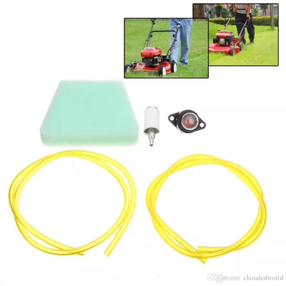 5pcs Fuel Line Filter Air Filter Kit For Poulan Craftsman Chainsaw Parts