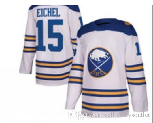 2019 Cheap Mens  15 Jack Eichel 2018 Winter Classic Hockey Jerseys With  White Buffalo Sabres Jersey 21 Kyle Okposo 55 Outlet From  Selljerseysoutlet d6d225aff3b