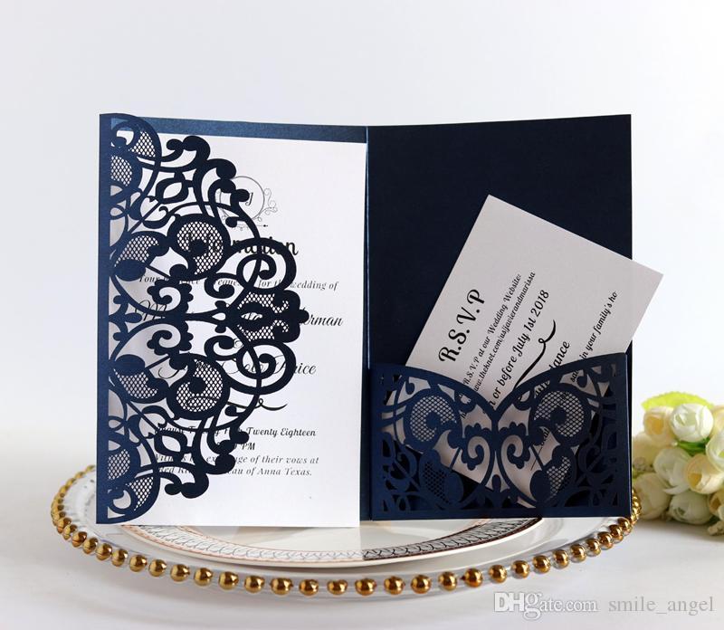 Khmer Wedding Invitations: 2019 New Personalized Print Wedding Invitations Cards High