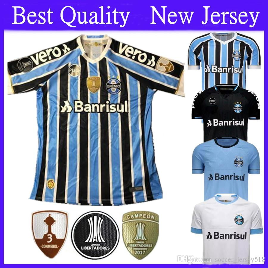 9a6d041cd5c 2019   Best Quality 2018 19 Gremio Soccer Jersey 18 19 Gremio MILLER LUAN  DIEGO HAILON Home Away Third Football Shirts Camisetas From  Soccer jersey518