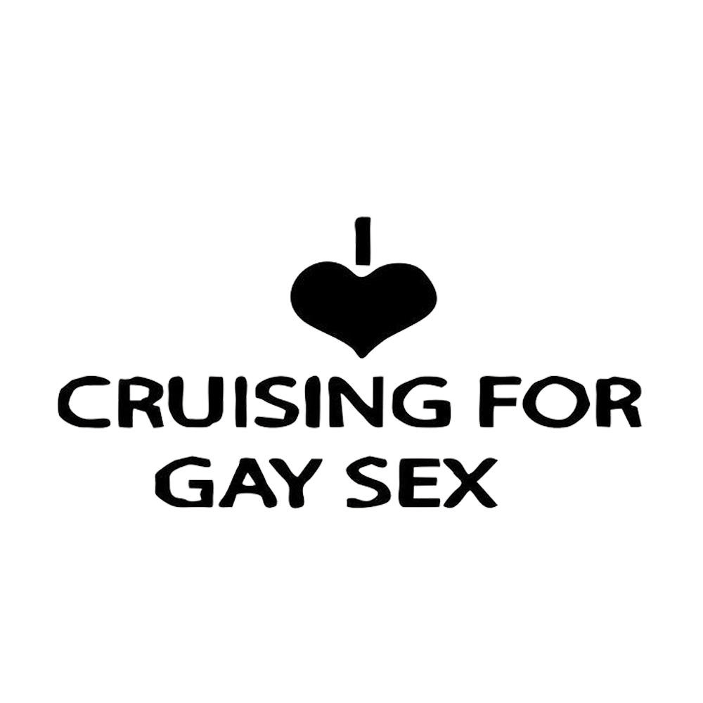 2019 i love crusing gay vinyl car bumper sticker fun drift jdm sticker personality accessories from xymy797 1 81 dhgate com