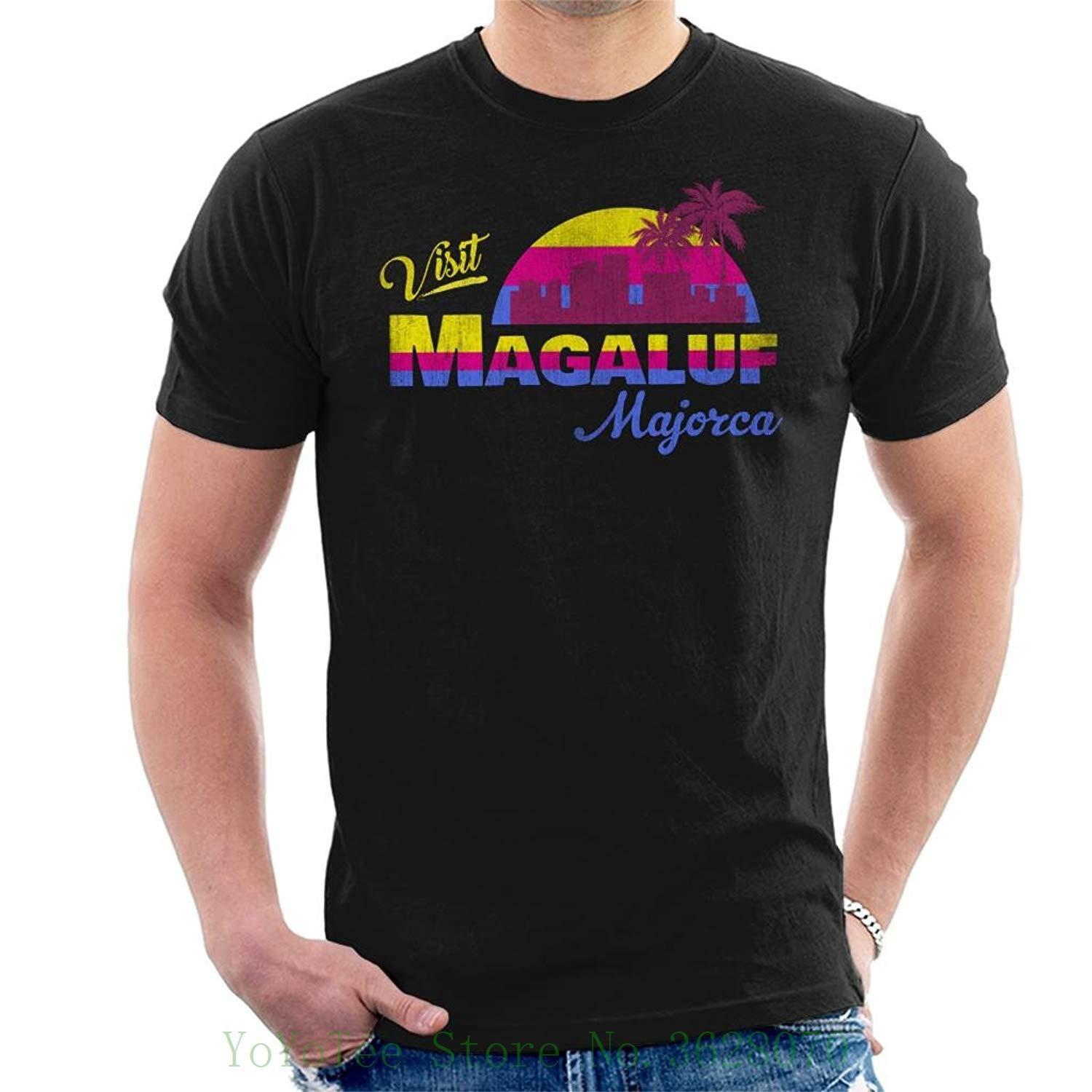 47a8285b Team Magaluf Flip Flops Men'S T Shirt T Shirts 2018 Brand Clothes Slim Fit  Printing Funny Tees Funny T Shirts For Women From Jie027, $14.67| DHgate.Com