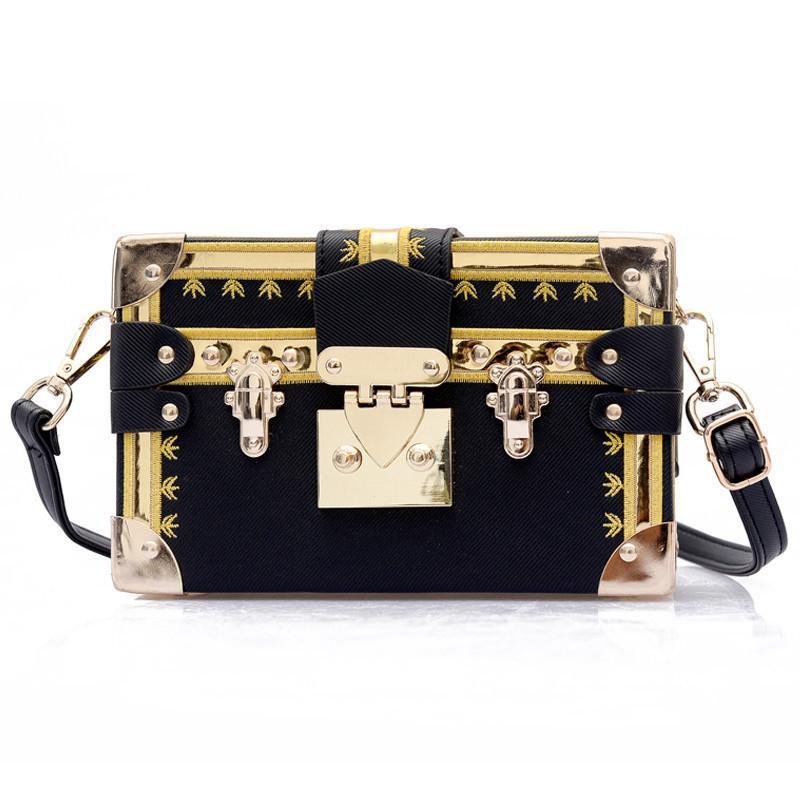 7abbad61b6 Good Quality Fashion Box Women Bag Vintage Handbags Clutch Retro Women Mini  Messenger Bags Small Square Female Crossbody Shoulder Bags Satchel Handbags  ...