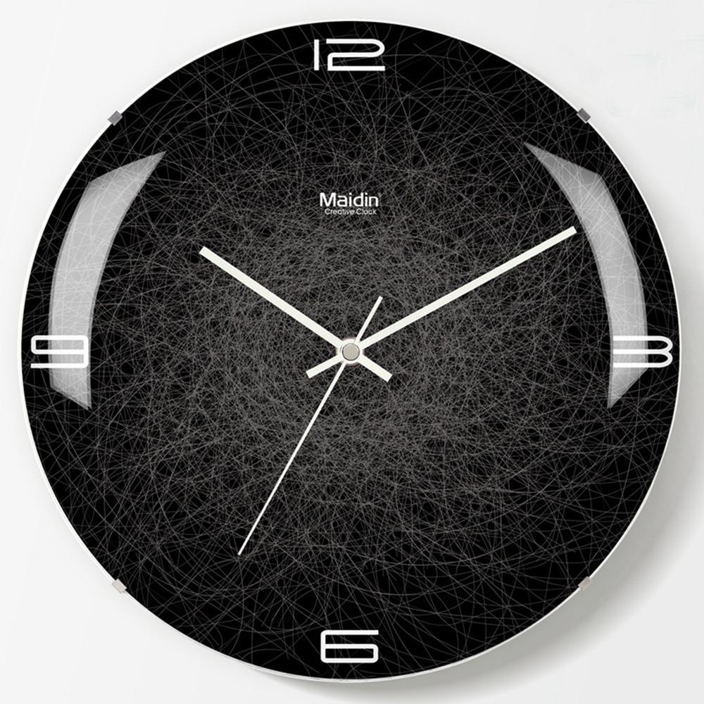 2018 Creative 3D Wall Clock Modern Art Design Living Room