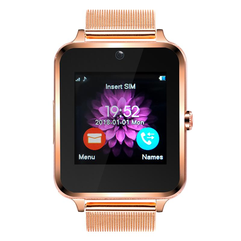 Z60 Smart Watch Men Women Bluetooth Smartwatch Support SIM/TF Card Multi-languages For IOS Android Fitness Sport Smart Watches
