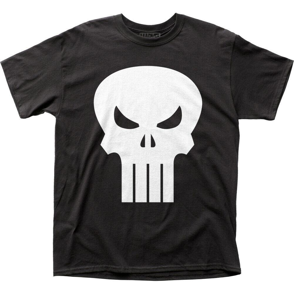 dec849da7 Punisher White Logo Adult Tee Men Men Women Unisex Fashion Tshirt Black  Rude Tshirts Offensive Tee Shirts From Customtshirt201810, $13.91|  DHgate.Com