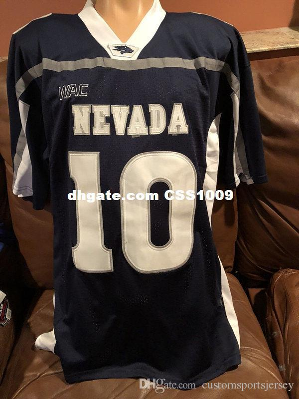 detailed look c635a 14f87 Cheap custom NEW Nevada Wolfpack College Football Jersey Team NCAA Navy  Blue Stitched Customize any number name MEN WOMEN YOUTH XS-5XL