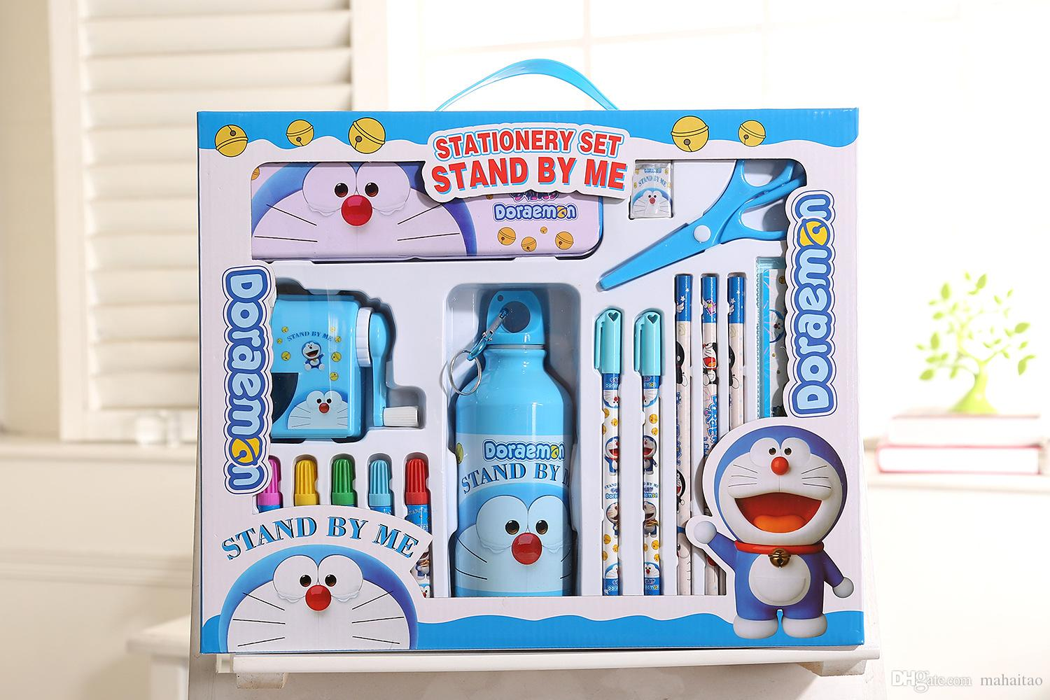 Special student supplies prize stationery set children 61 gifts birthday gifts stationery wholesale