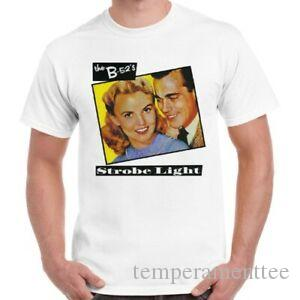 The B 52s Strobe Light Cool Vintage Ideal Gift Unisex Retro T Shirt 693