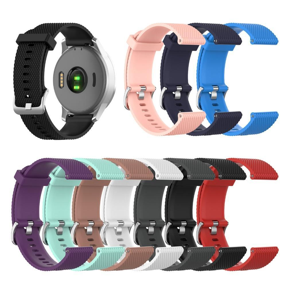 Replacement Strap Watch Accessories Watch Band Adjustable Texture smart Band Wrist Strap for G-armin Vivoactive 4S