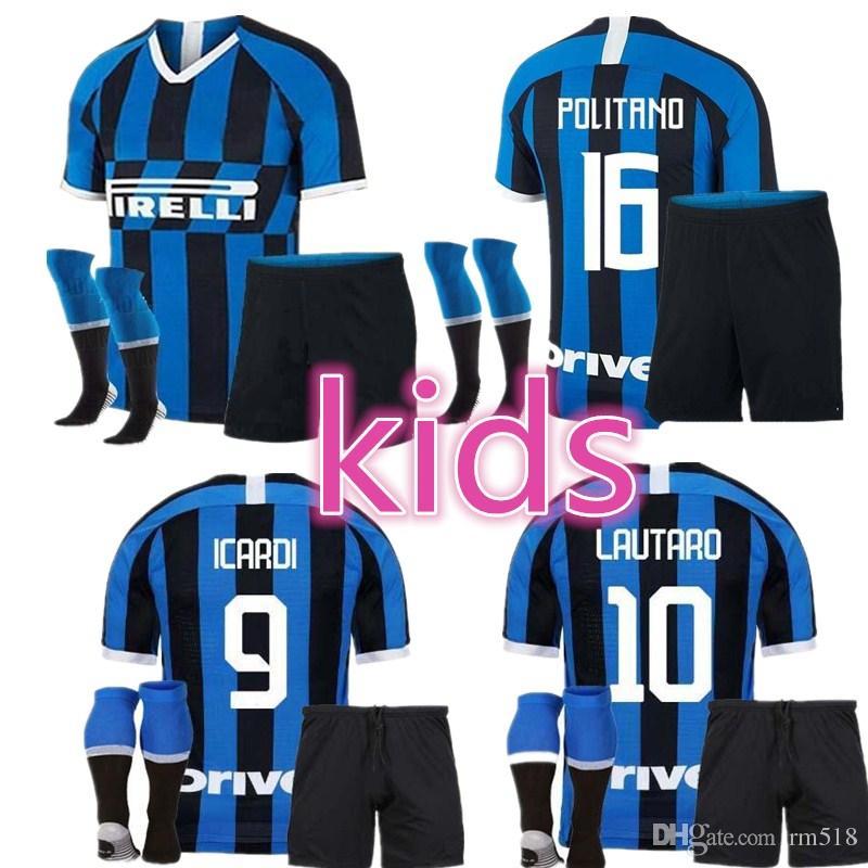 premium selection 433ce c98da inter milan kids kit