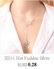 2018 New Hot Fashion Simple Torques Gold Color & Silver Plated Double layer Long Bead Chain Chokers Necklaces For Women Jewelry