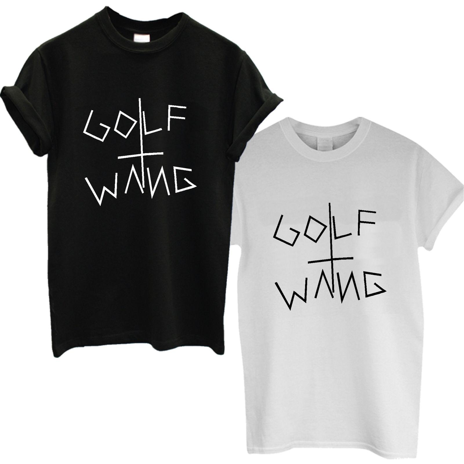9b49fd294770 GOLF WANG T SHIRT TYLER THE CREATOR OFWGKTA TOP MENS LADIES GIRLS BNWT  Funny Unisex Casual Gift Funny Printed T Shirts Cool Tee From  Free will shirts