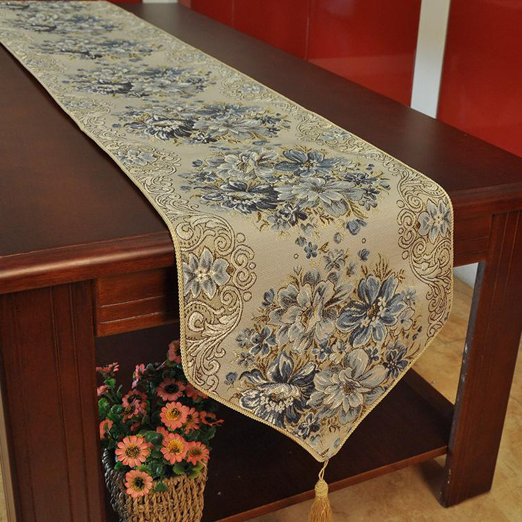 Modern New Flag Tea Table Cloth Western Food Fashion Tablecloth European  Noble And Luxurious Tablecloth Lace Table Runners Leather Table Runner From  ...