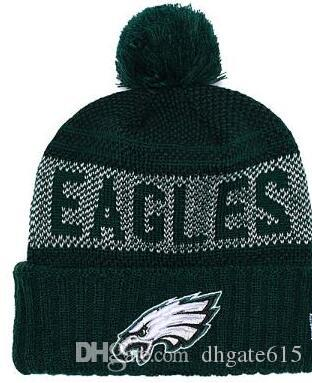 362044c8 2019 HOT Brand Fashion Adult Men Women EAGLES Winter Hats Soft Warm Beanie  Caps Crochet Elasticity Knit Casual Warmer Beanies 02 From Dhgate615, ...