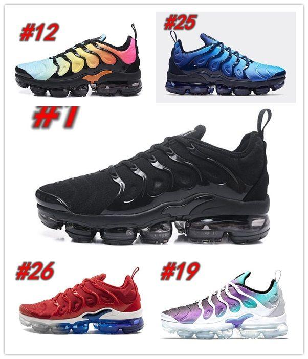 parte superior Nike Air Max Tn plus 2019 baratos TN Plus