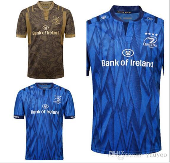 99f7880ad3d LEINSTER JERSEY 2018 2019 LEINSTER Rugby Jerseys Ireland Rugby League Shirt  Jersey 18 19 Leinster Shirt Size S-M-L-XL-3XL Leinster Rugby Jerseys  Leinster ...