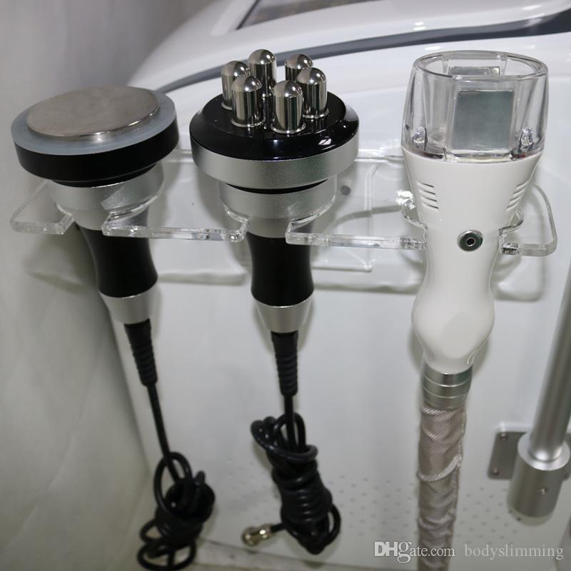 뚱뚱한 동결 Lipolaser Cavitation RF 바디 슬리밍 기계 셀룰 라이트 제거 냉동 Queipment 초음파 진공 체중 감량 시스템