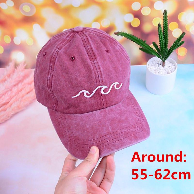 2019 Unisex Fashion Sports Hats Sea Wave Baseball Cap Dad Hats Sports High  Quality Women Men From Curtainy 0e78092de5ba