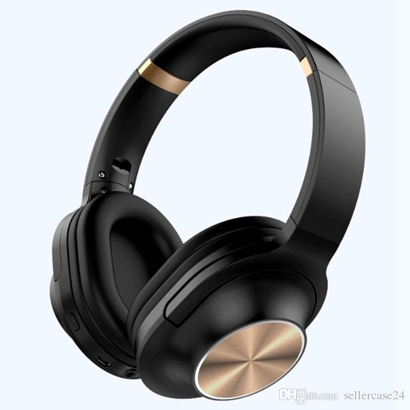 Wired Headsets headphone for gaming PC xbox one PS4 computer tablet smart  cell phones wireless headband microphone remote control bluetooth