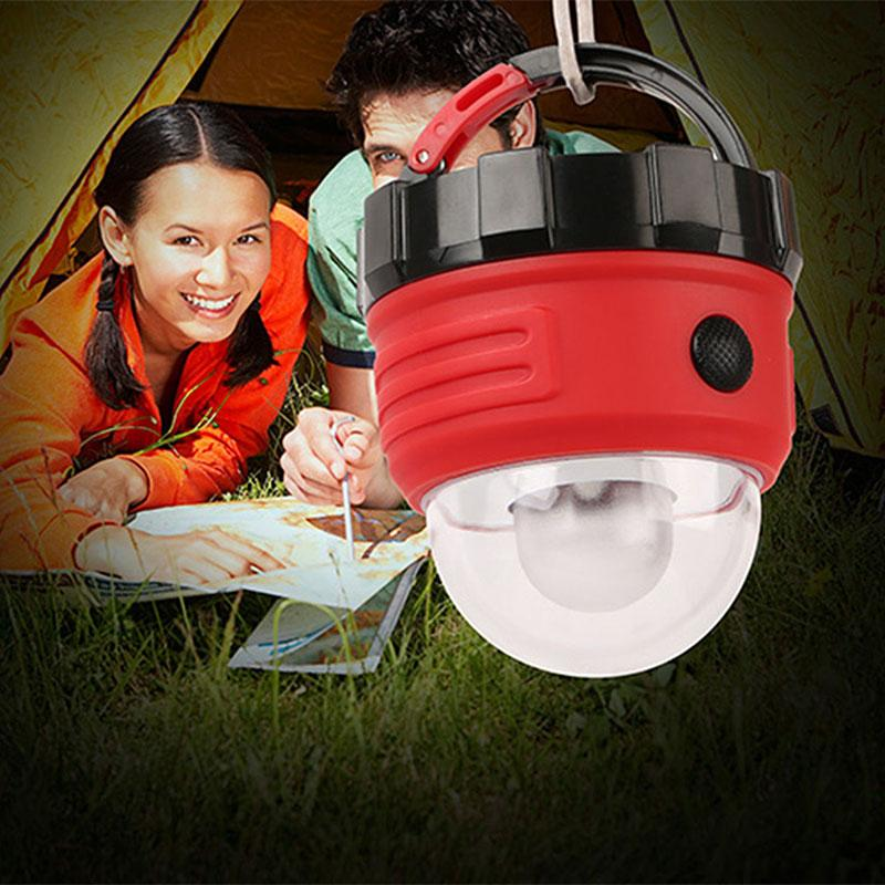 Outdoor Portable Light Night Camping Hiking Tent Camping Light Mountaineering Fishing Camping Light Personality Creative Decoration