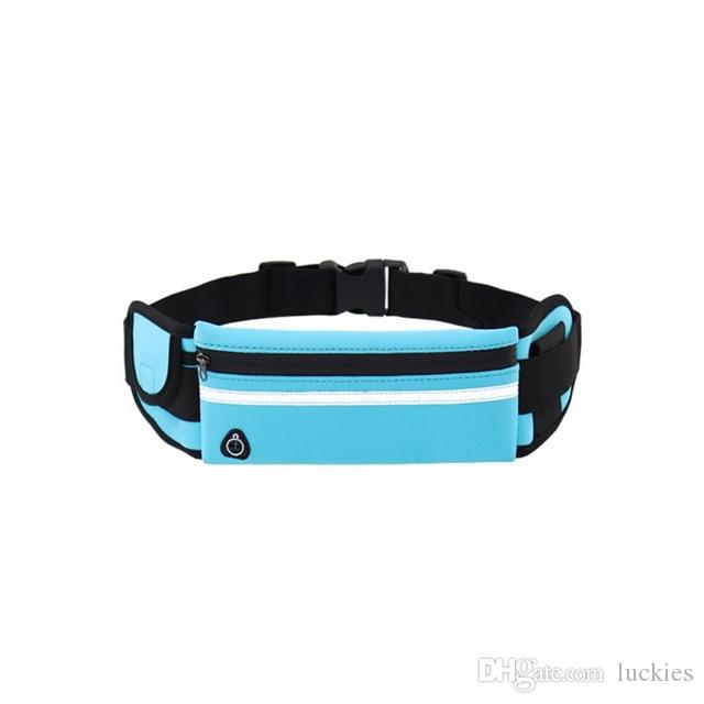 best sneakers 1b159 6e5e6 Running Belt Waist Bag Sweatproof and Best Hands-Free Solution for Running  Fitness Cycling Running Pouch Belt for iPhone 7 Plus iPhone 8