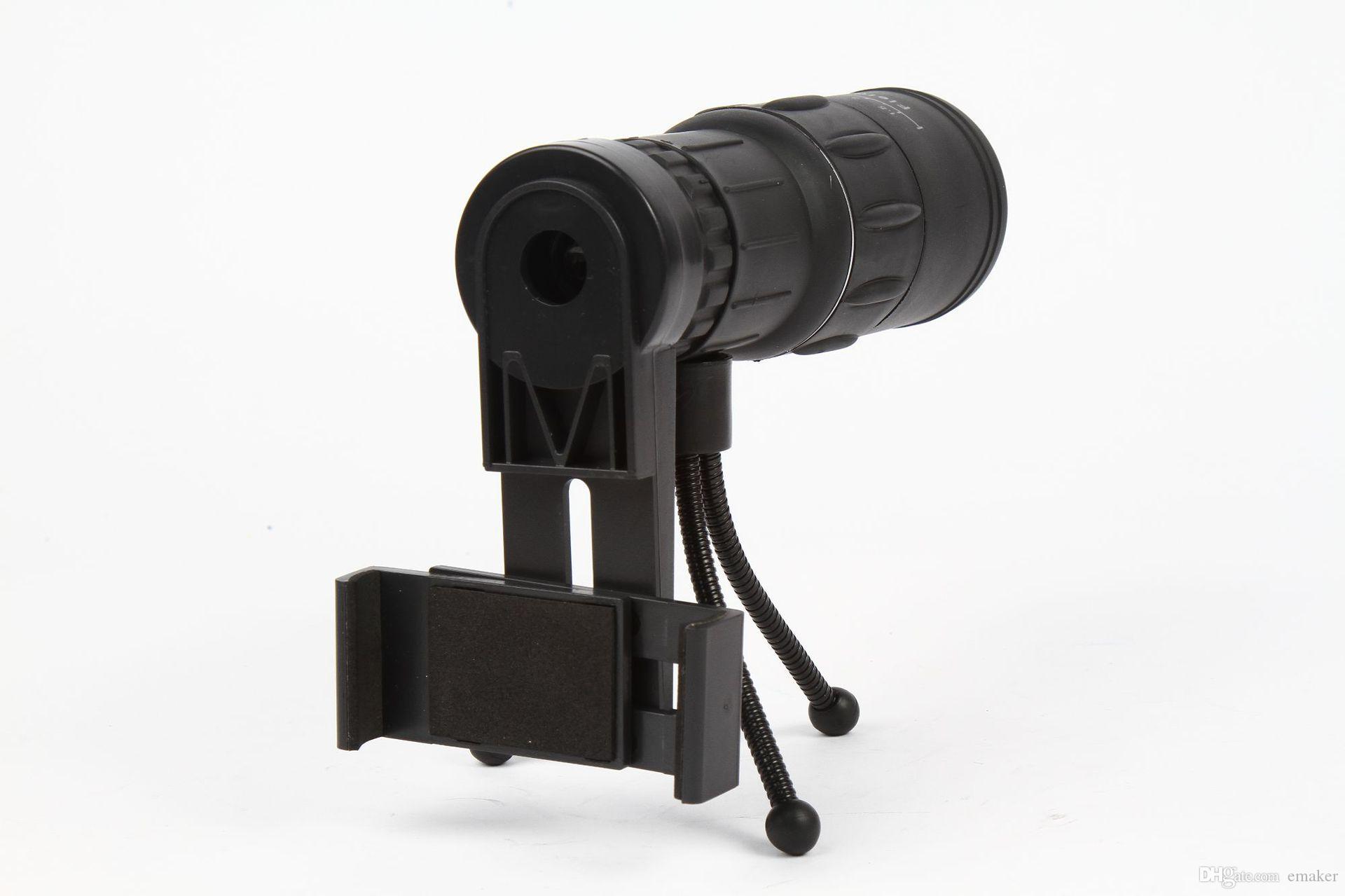 Großhandel 16 x 52 dual focus zoom fernglas fernglas optisches