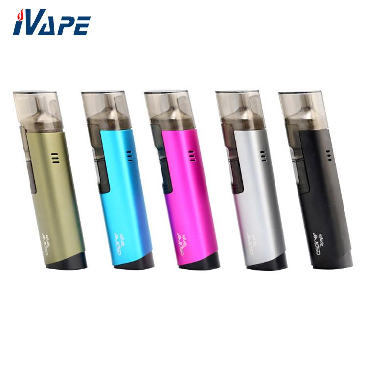 Aspire Spryte AIO Kit Buit-in 650mah with 3.5ml Pod Cartridge BVC Coil 1.8ohm 1.2ohm Rplaceable 100% Original