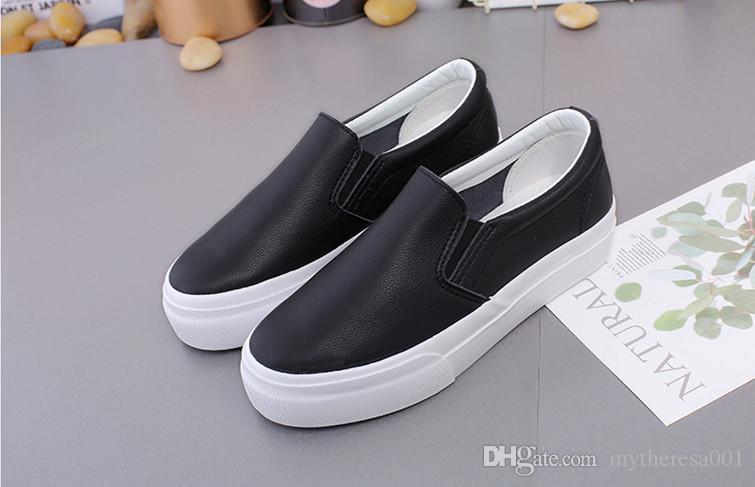 251b74deaf0e BW0J202 womens sandals shoe Woman Genuine Leather Flat Shoes Fashion Hand-sewn  Leather Loafers Female hole hole shoes Women Flats