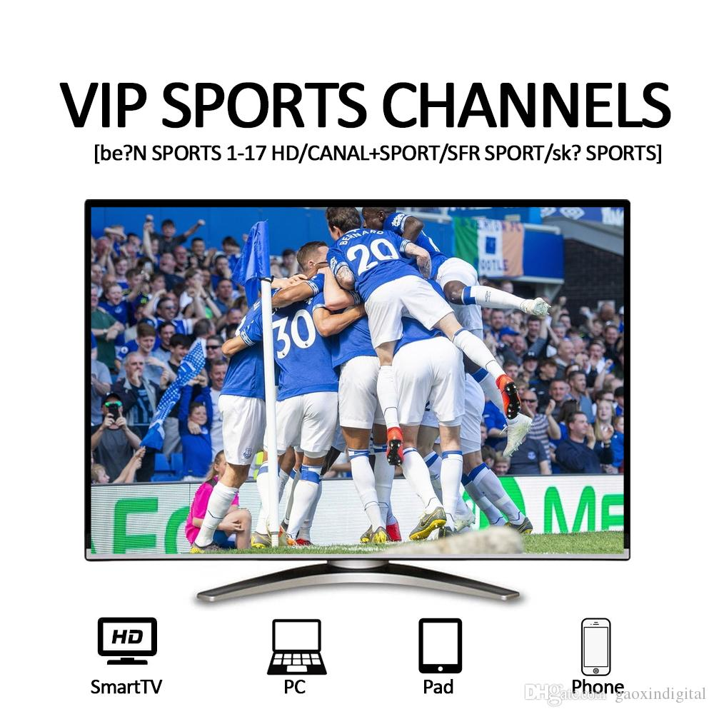 Full Europe iptv subscription for android abonnement iptv 1/3/6/12 months  abbonamento iptv Support M3U Mag Box Smart TV