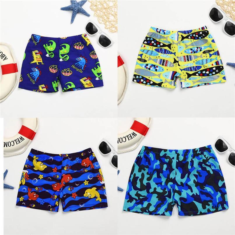 c49b20e103122 2019 New Arrival Boys Shorts Kid Children Boys Cartoon Print Stretch Beach Swimsuit  Swimwear Pants Shorts NDA8421 #FN#FN Toddler Bike Shorts Under Dresses ...