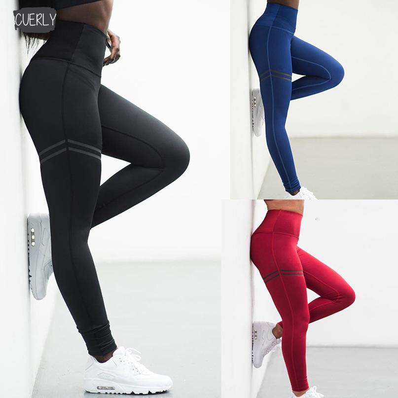 Workout Fashion Leggings High Waist Women Leggings Fitness Legging Polyester Breathable Patchwork Clothing Jeggings 3 Colors