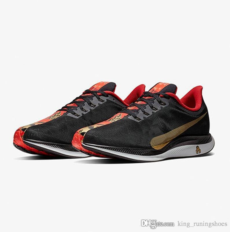 63cd26105c0df 2019 New Zoom Pegasus 35 CNY Turbo 2.0 Grey Black White Blue Mica Green Pink  Men Women Running Shoes Jogging Trainers Sports Zapatos From  King runingshoes