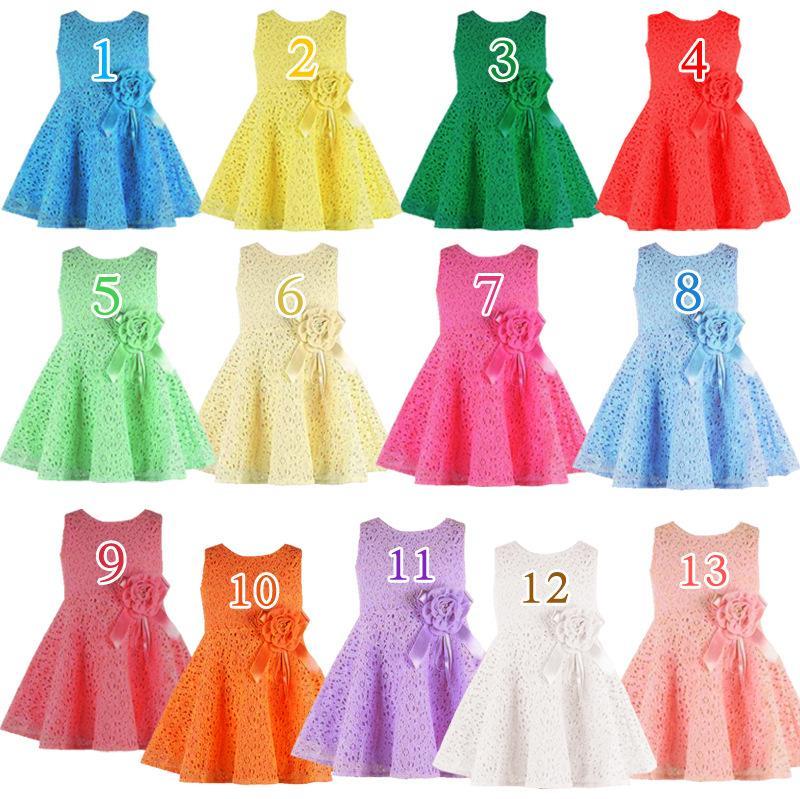 32269354c 2019 Girls Lace Flower Dresses Kids Sleeveless Princess Tutu Dress Party  Summer Dress Performance Children One Piece From Bowie1228a, $17.99 |  DHgate.Com