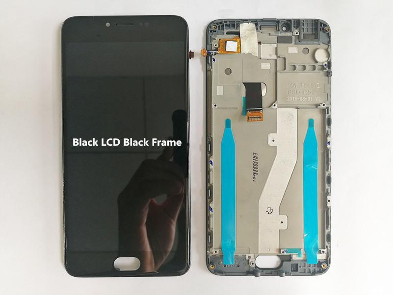 Black LCD Black Frame_