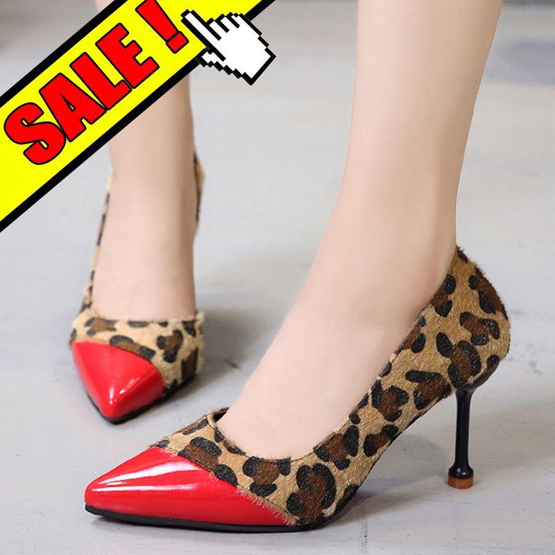 a243961c07c Luipaard Print Schoenen Vrouwen Leopard Print Super Heels 9cm Women S Shoes  With Heels Pumps Leopardo Zapatos Zapotos De Mujer Boat Shoes For Men Navy  Shoes ...