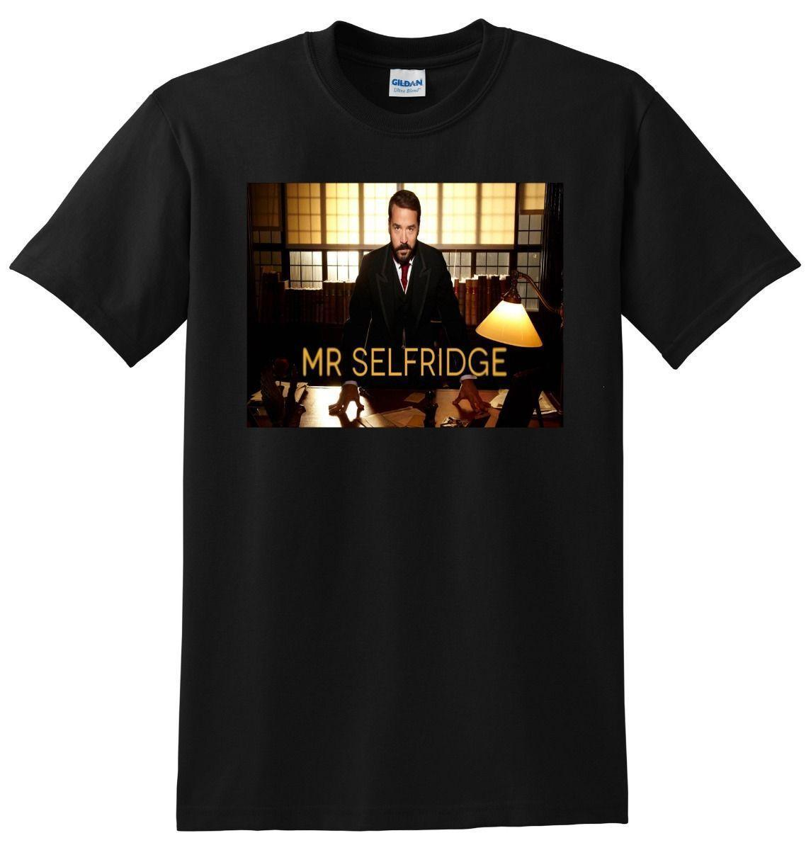 892f0933804 ** MR SELFRIDGE T SHIRT Season 1 2 3 SMALL MEDIUM LARGE Or XL Adult Sizes Mens  T Shirt Summer O Neck 100% Cotton Men Short Sleeve Buy T Shirt Designs ...