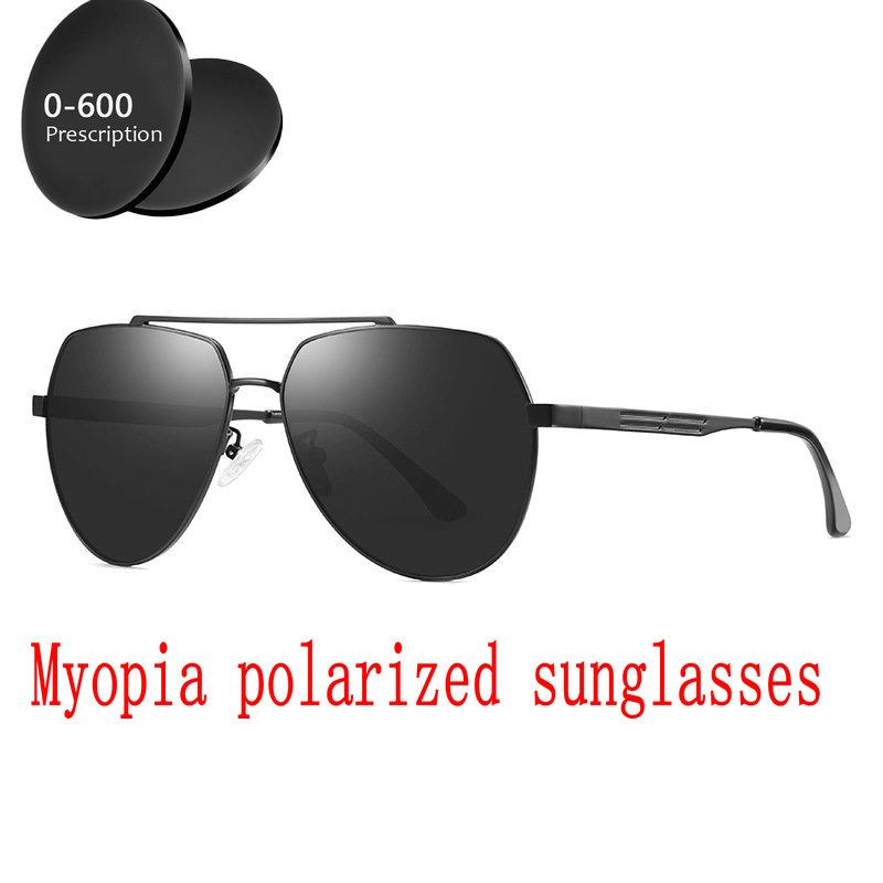 d55ea70b2b Polarized Myopia Sunglasses Men Women Custom Short Sighted Optics Driving  Goggles Women Fashion Square Sunglasses UV400 FML Vuarnet Sunglasses Bifocal  ...