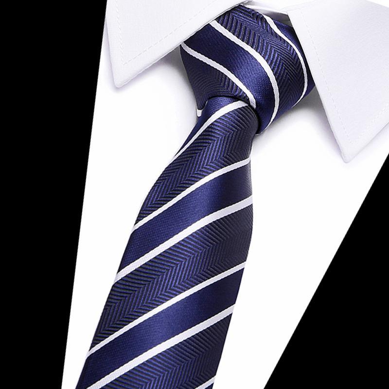 Mode Gestreiften Krawatten Für Männer Frauen Jacquard Floral Krawatte Für Hochzeit Anzüge Dünne Krawatte Dünne Männer Krawatte Gravatas Bekleidung Zubehör