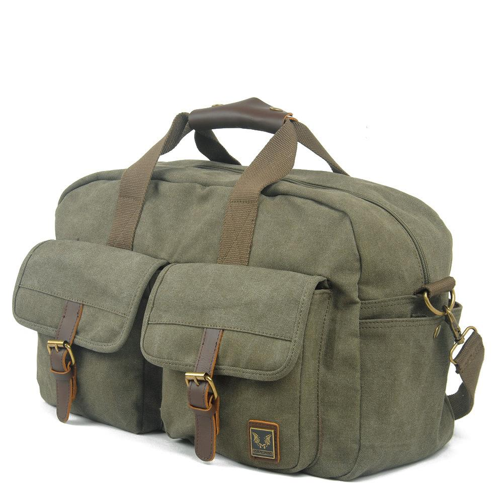 5579a3e1dc25 Large Capacity High Quality Canvas Tote Travel Bag Sports Bag for Women Man  Shoulder Crossbody Casual Soft