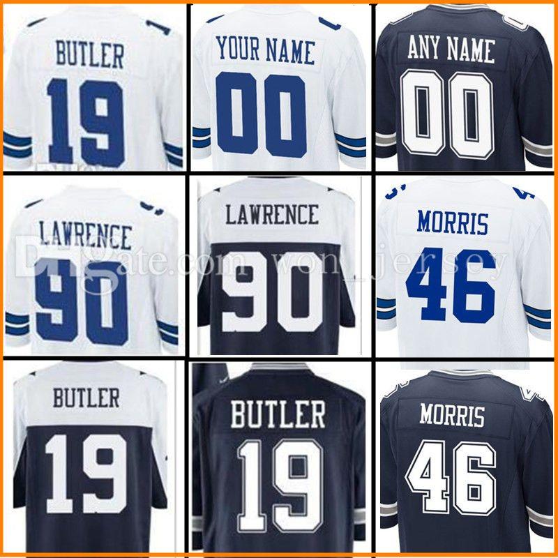 2019 Custom Men S Dallas 20 Darren McFadden 48 Daryl Johnston Jersey  Cowboys 54 Jaylon Smith 90 DeMarcus Lawrence 12 Roger Staubach Jerseys From  ... 4941c0a34