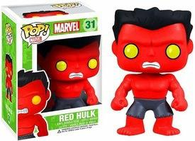 2019 new arrival Funko Pop Marvel Comics Avengers Red Hulk Bobble Head Vinyl Action Figure with Box Toy Gift all style funko for 1ps